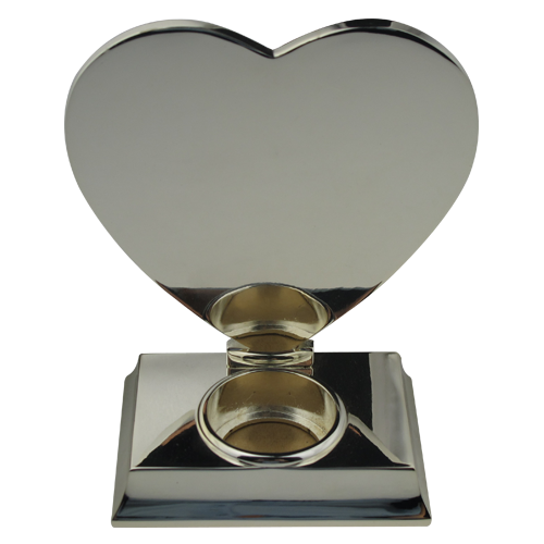 Metal Decorative Gift Candle Holder with Custom Logo
