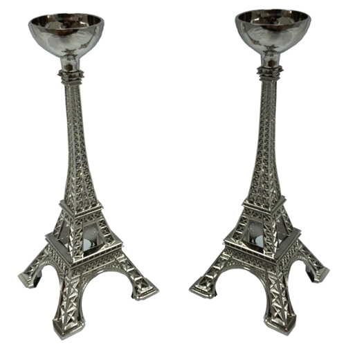 Eiffel Tower Shaped Candlestick For Decoration