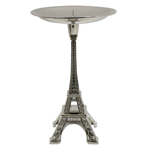 City of Love Eiffel Tower Tea Light Candle Holder