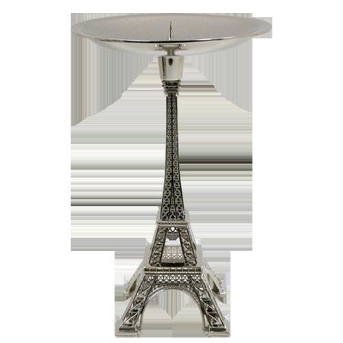 City of Love Eiffel Tower Tea Light Candle Holder